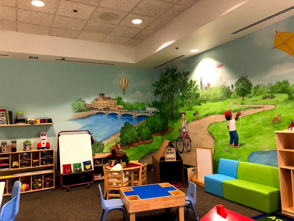 Kane County Bar Association | The Children's Waiting Room
